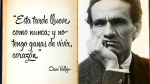 15 fragmentos de poemas de César Vallejo que debes leer.